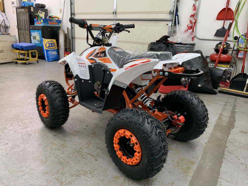 ACE N110 Youth ATV